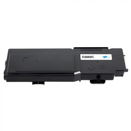 Tonercartridge Wibber Dell 593-BBBT (488NH) Cyaan